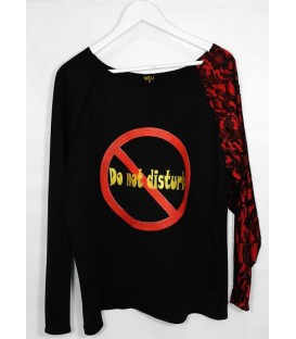 Sudadera Do Not Dsiturb
