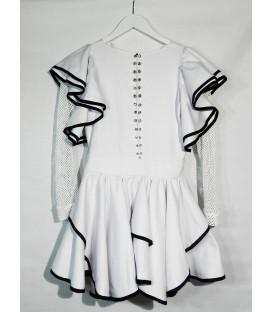 Vestido Frills