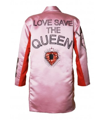 Love save the Queen